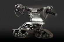 Правда, он немножко похож на Wall-E?