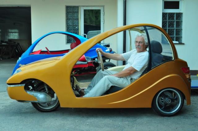 Создание одного автомобиля — целое искусство