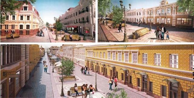 Основной поток машин направят на улицу Братскую