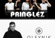 Концерт Pringlez и Oleynik в D*Lux