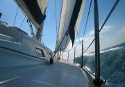 Романтика путешествия: интервью с организатором проекта Life Under Sail, яхтенным капитаном и одесситом Андреем Балютовым