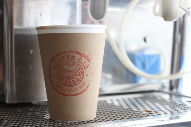 Машины-кофейни не могут стоять где угодно