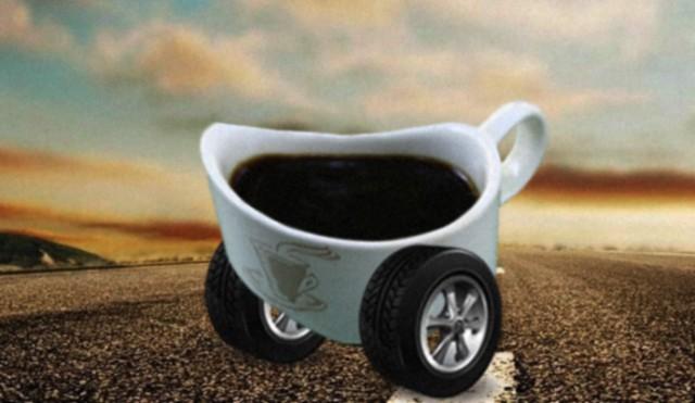 Киевляне считают, что кофемашины должны остаться в городе