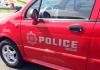 """Стало известно, что за красные машины Daewoo Matiz с надписью """"Police Rescue. Road patrol"""" ездят по Киеву"""