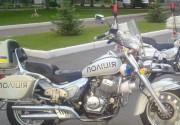 Полиция Киева похвасталась новыми мотоциклами (ФОТО)