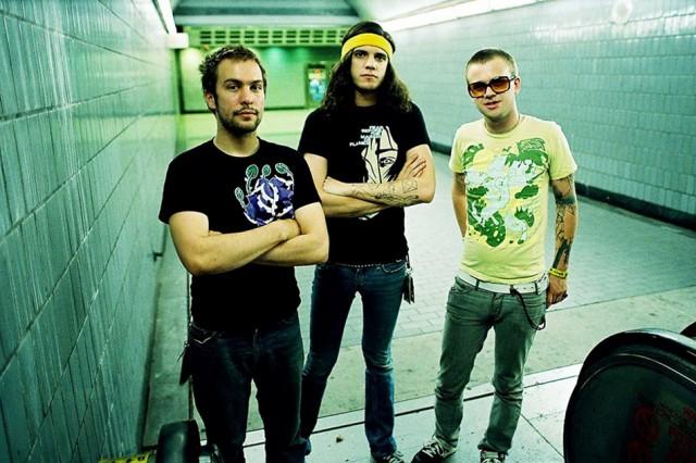 Концерт группы The Fall of Troy в клубе Sentrum 27 августа. Фото metalinjection.net