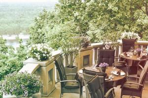 Лучшие летние террасы киевских ресторанов. Часть 3