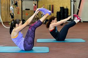 Crossfit not for girls: в чем тренироваться?