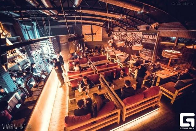 Кальянный бар Smoky на Межигорской, 12. Фото Владислава Пинчука