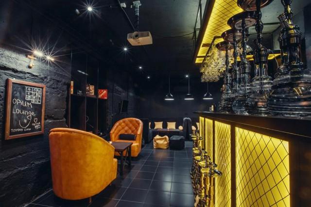 Opium Lounge на Большой Васильковской, 122