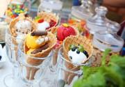 В меню Vero Vero появилось около 30-ти видов мороженого