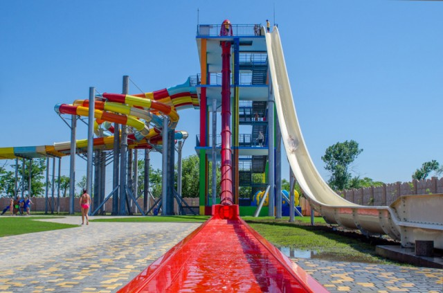 Аквапарк в Одессе. Фото:aquaparkodessa.com.ua