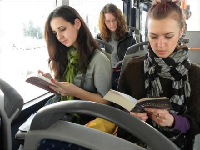 """КП """"Киевпасстранс"""" объявляет о начале конкурса селфи-фото в городском транспорте"""
