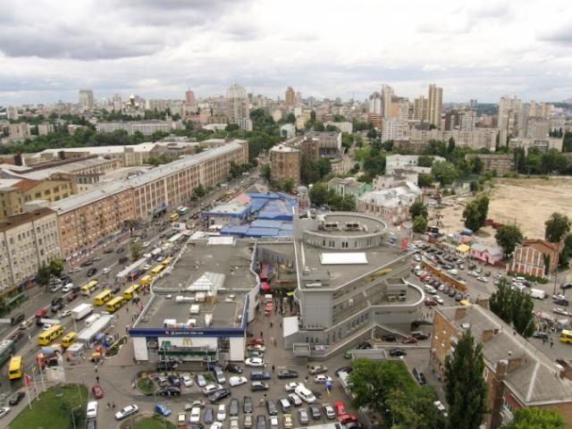 Столичные власти утвердили проект реконструкции Лукьяновской площади