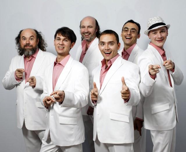 12 октября с концерта в Харькове стартует грандиозный Юбилейный тур великолепной вокальной шестерки ManSound, посвященный 20-ти летнему юбилею уникальной группы!