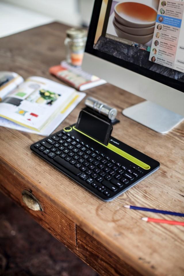 Copy of Bluetooth Multi-Device Keyboard K480