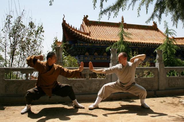 В этом месте будут лелеять восточные практики и обучать боевым искусствам