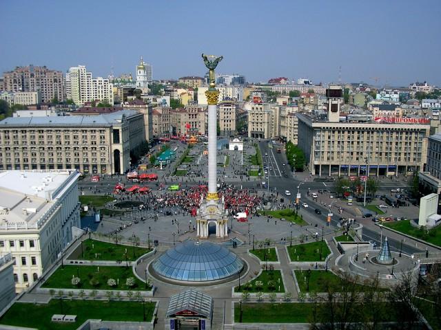 Места расстрелов евромайдановцев стали объектами культурного наследия в Киеве