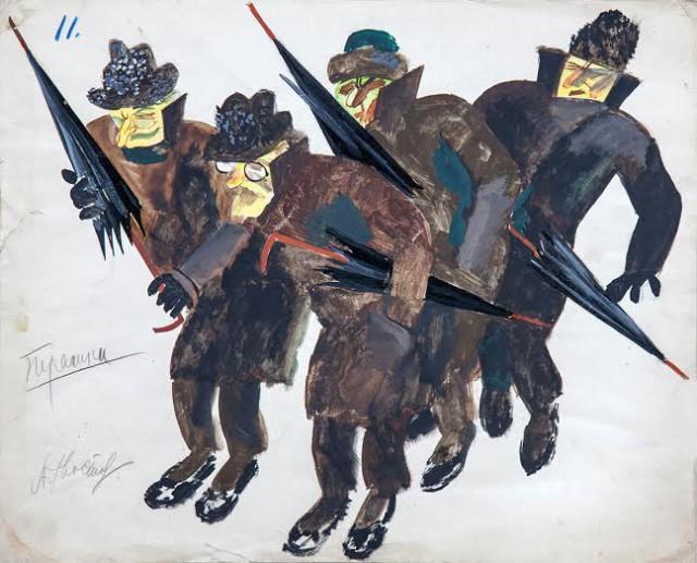 Большое собрание произведений искусства Игоря Дыченко покажут в «Мистецькому Арсеналі».