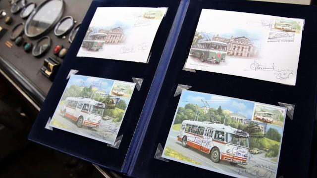 """Модель троллейбуса """"Киев-4"""" была выпущена в 1963 году"""