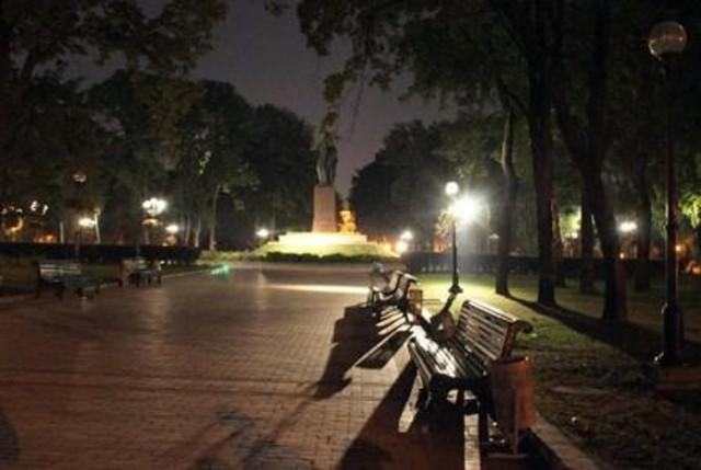 Камеры наблюдения уже работают на Киевском велотреке, парках Гончара и Орлятко