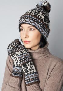 Комплекти (шапка+рукавички)