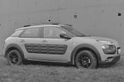 Тест-драйв авто Citroen c4 Cactus: французский стиль и комфорт на дорогах Украины