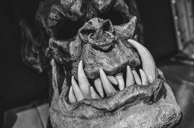 Мистика и хоррор в Киеве: фоторепортаж с первого Фестиваля ужасов Necronomicon