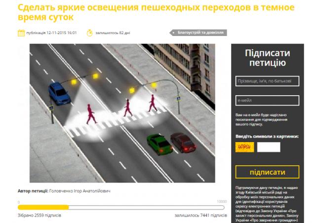 Об этом свидетельствуют данные, опубликованные на официальном сайте Киевсовета