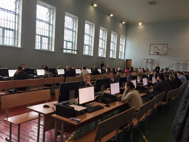 Завершилось тестирование полицейских Киева и области – первый этап для переназначения их с временных на постоянные должности