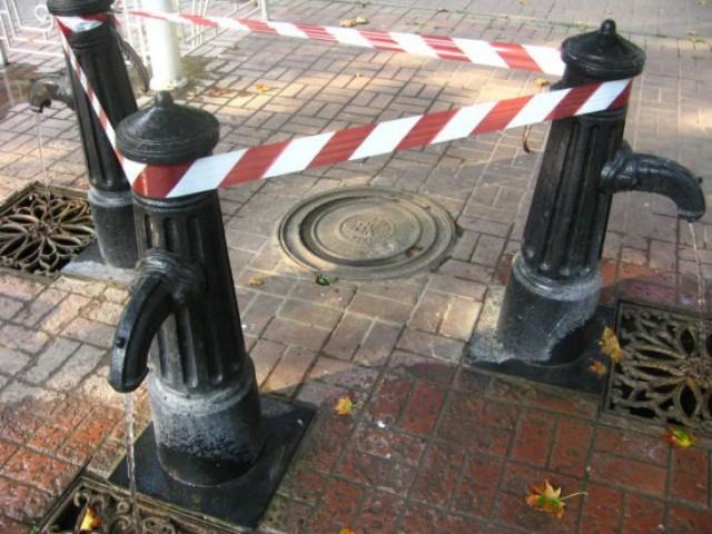 Главное управление Госсанэпидслужбы Киева в ноябре 2015 года осуществляло надзор за состоянием водопроводной сети столицы