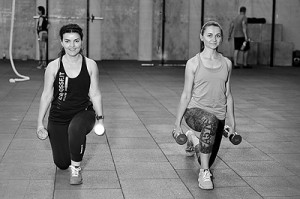 Crossfit not for girls. Финал проекта