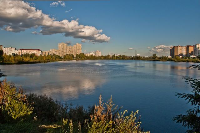 Активисты сообщают, что площадь озера уменьшается уже на протяжении нескольких лет