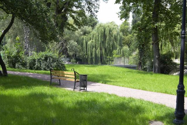 В начале 2016 года службы благоустройства Киева займутся организацией нового парка и двух скверов в нескольких районах города