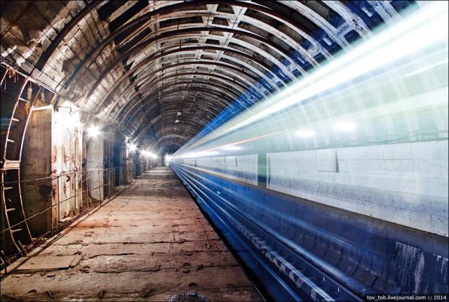 Строительство станции было начато еще в 1991 году
