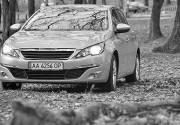 Новый комиссар в городе. Peugeot 308 - тест-драйв редакции