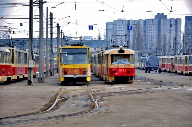 Предприятие объявило тендер на приобретение 10 новых низкопольных трамваев