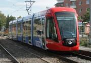 Львовский трамвай вышел на первый рейс в Киеве