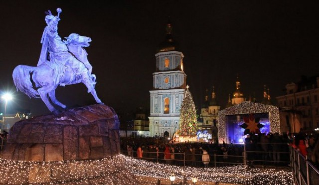 Концерт пройдет на Софийской площади