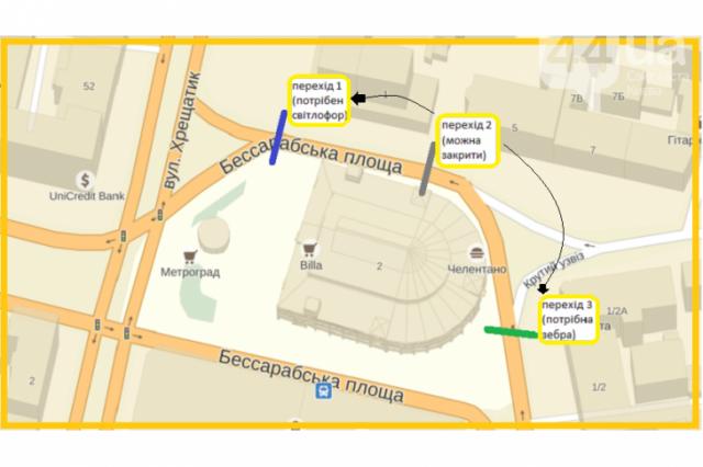 Большинство пешеходов нарушают правила, перебегая дорогу, а подземными переходами пользуются единицы