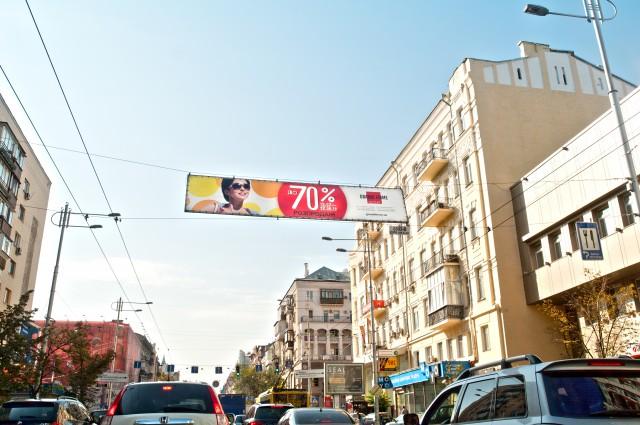 Национальный оператор наружной рекламы «РТМ-Украина» прекращает эксплуатацию «троллов» в Киеве