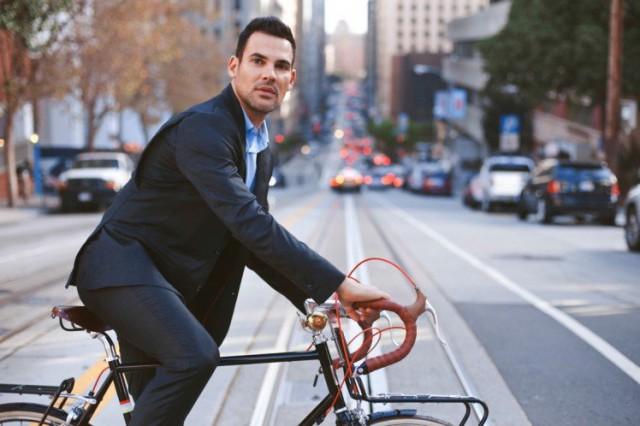 Зимняя велосипедная акция проходит по всему 12 февраля