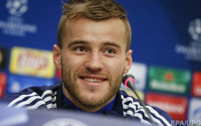 Английский клуб собирается купить Андрея Ярмоленко почти за 30 млн. евро
