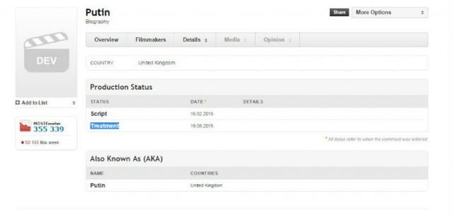 Скриншот: IMDb