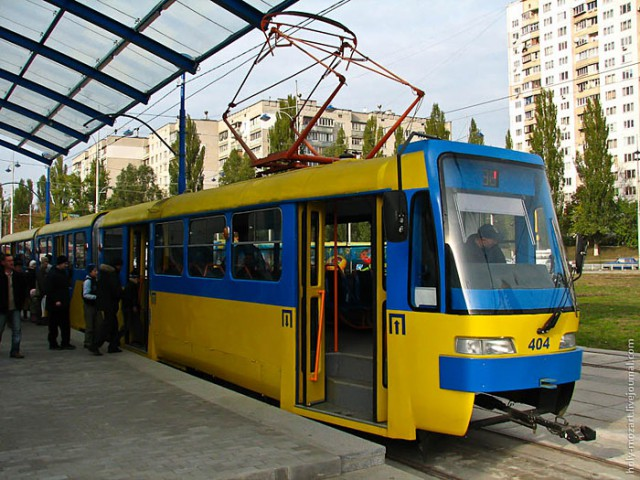 Билет на Борщаговской линии будет иметь две системы защиты