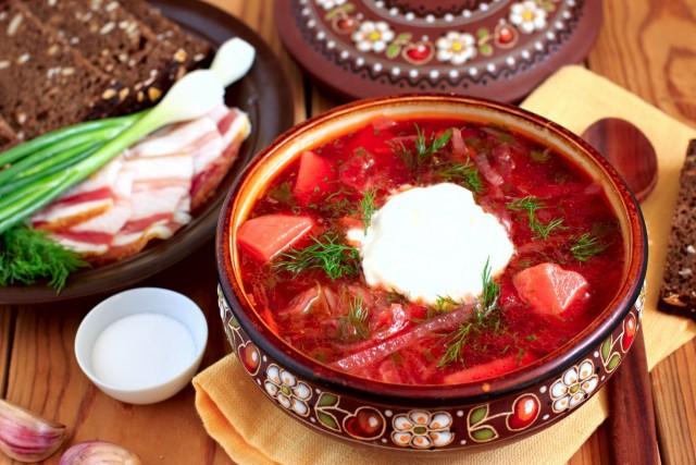 Украина вошла в топ-20 стран с самой вкусной мире кухней