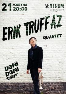 Erik Truffaz Quartet в Киеве