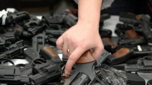 Тех, кто добровольно сдаст незаконное оружие, освободят от уголовной ответственности
