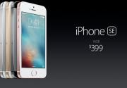 Apple представила iPhone SE и iPad Pro.