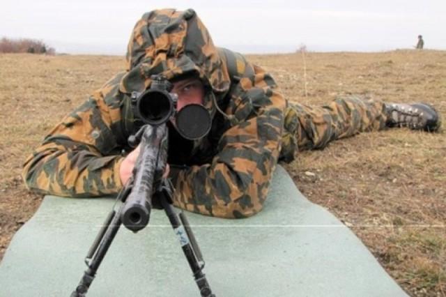 Бойцы будут тестировать экспериментальные винтовки украинского производства